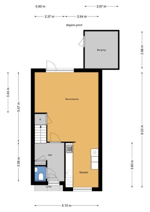 Soomerluststraat 4, Voorburg floorplan-0