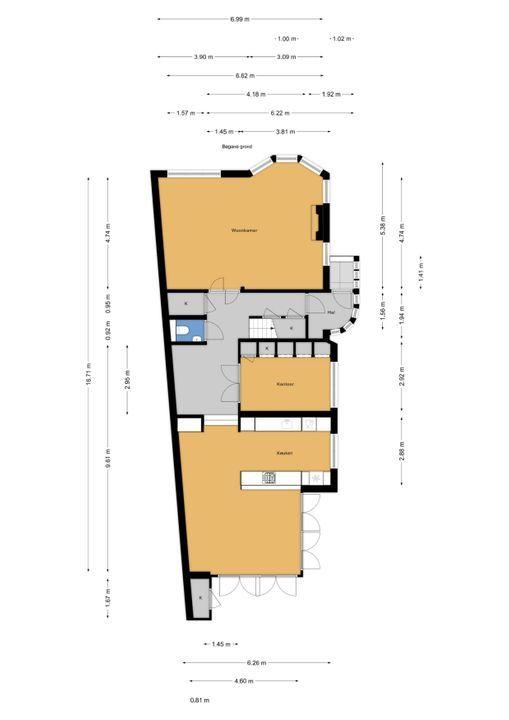 Voorburgseweg 4, Leidschendam floorplan-0