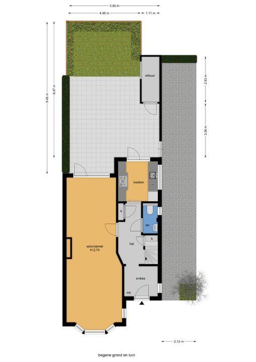Agrippinastraat 59, Voorburg floorplan-3