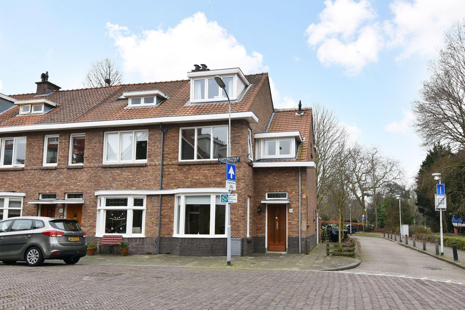 Agrippinastraat 59, Voorburg foto-0