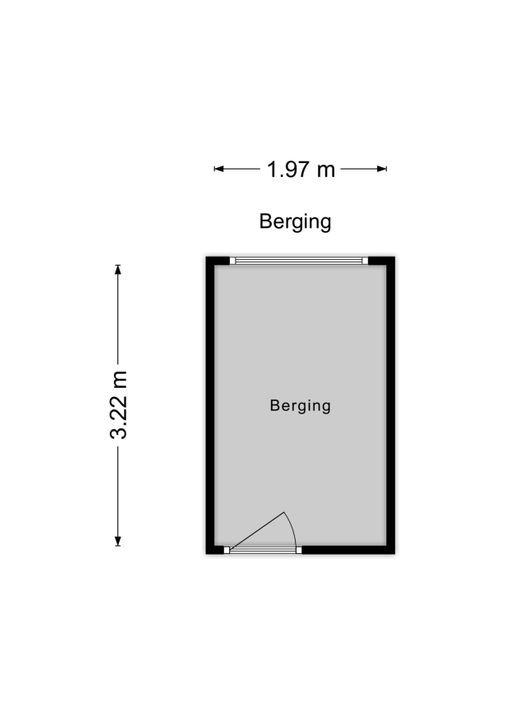 Kersengaarde 222, Voorburg floorplan-1