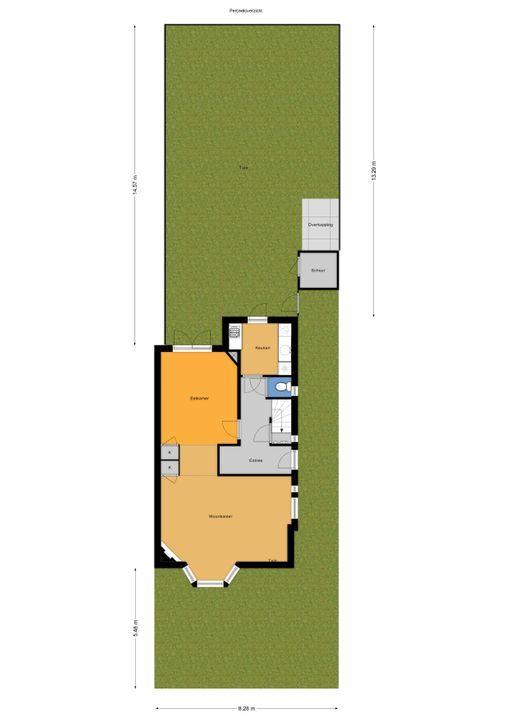 Prinses Mariannelaan 13, Voorburg floorplan-4