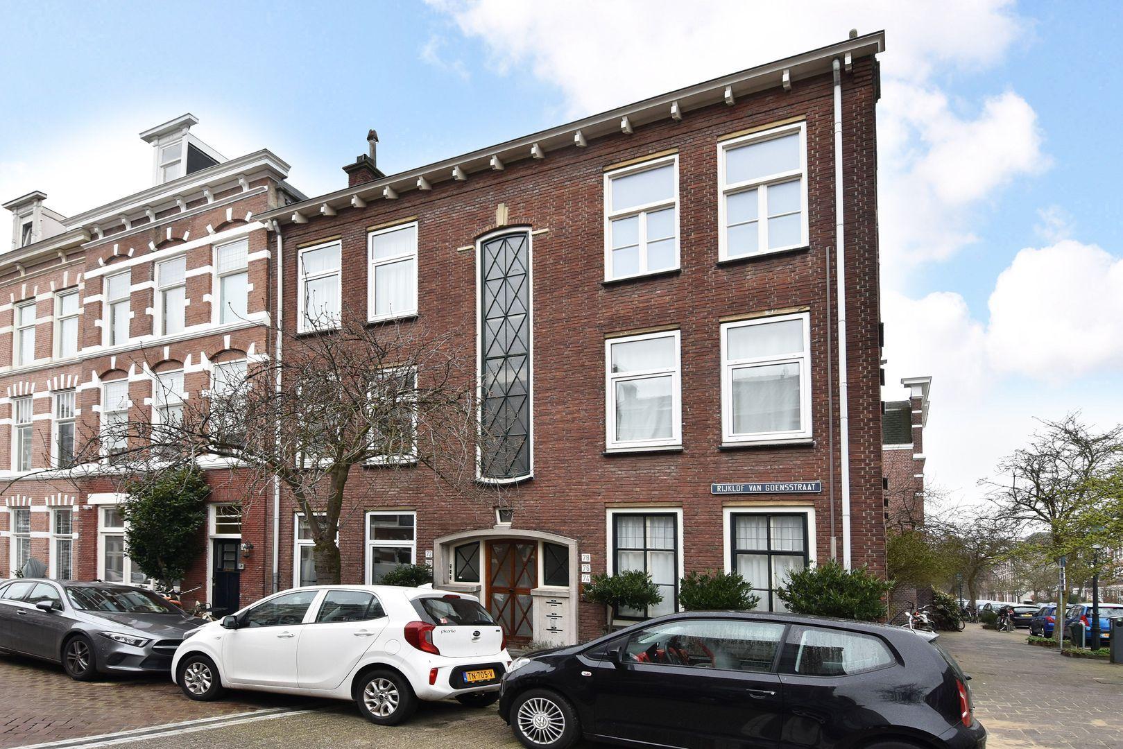 Rijklof van Goensstraat 70, Den Haag foto-0