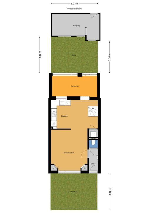 Tedingerstraat 92, Leidschendam floorplan-3