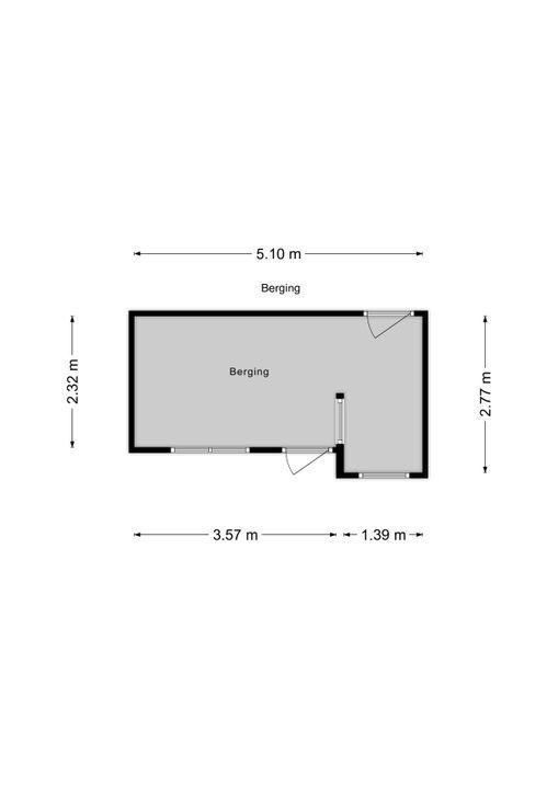 Tedingerstraat 92, Leidschendam floorplan-2