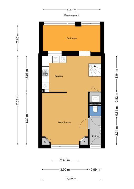 Tedingerstraat 92, Leidschendam floorplan-0