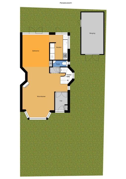 Veldzichtkade 1, Voorburg floorplan-3