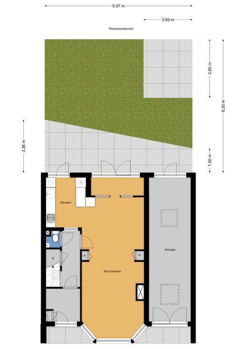 Vondelstraat 3, Voorburg floorplan-3
