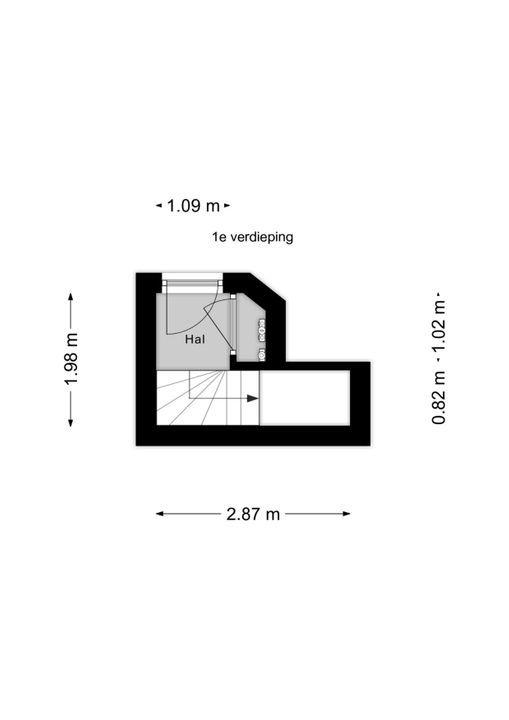 van Wassenaerstraat 48, Voorburg floorplan-0