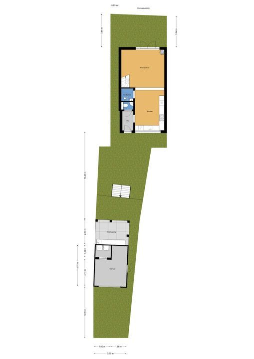 Wilsveen 53, Leidschendam floorplan-3
