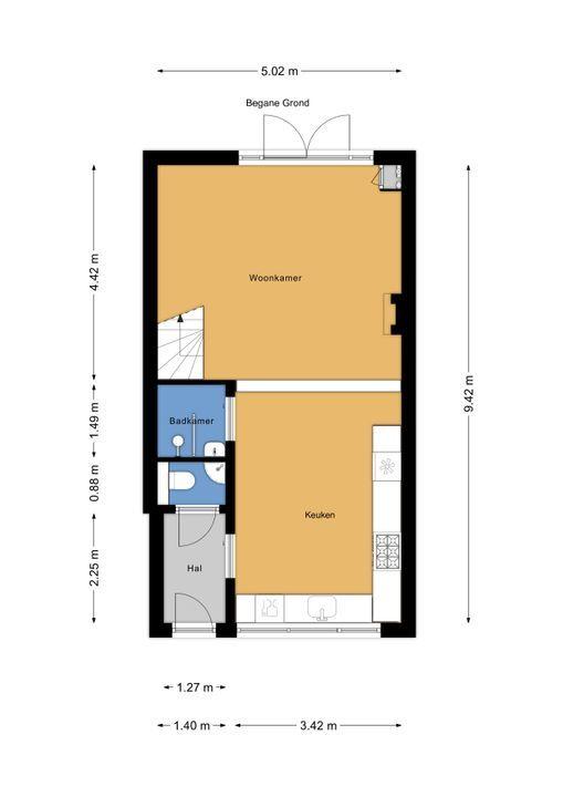 Wilsveen 53, Leidschendam floorplan-0