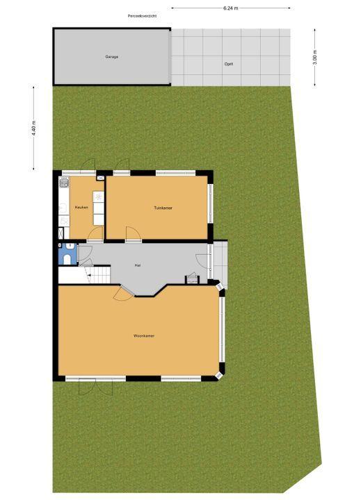 Prinses Mariannelaan 161, Voorburg floorplan-6