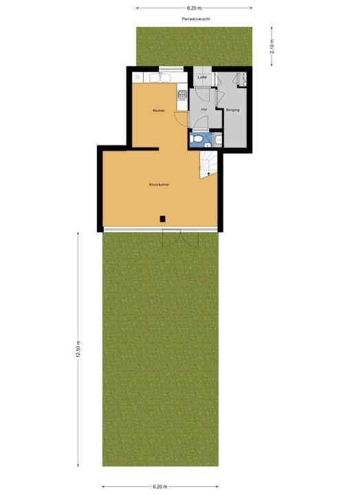 Wilgendreef 63, Voorburg floorplan-3