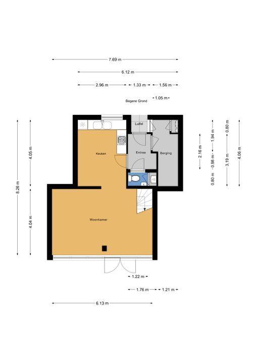 Wilgendreef 63, Voorburg floorplan-0