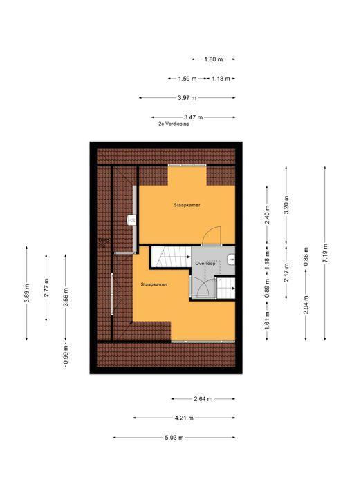 Parkweg 253, Voorburg floorplan-2