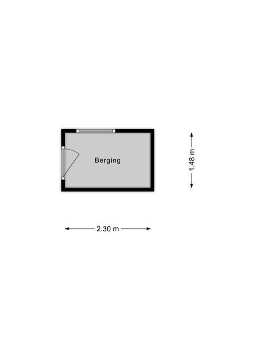 Corbulokade 35, Voorburg floorplan-1