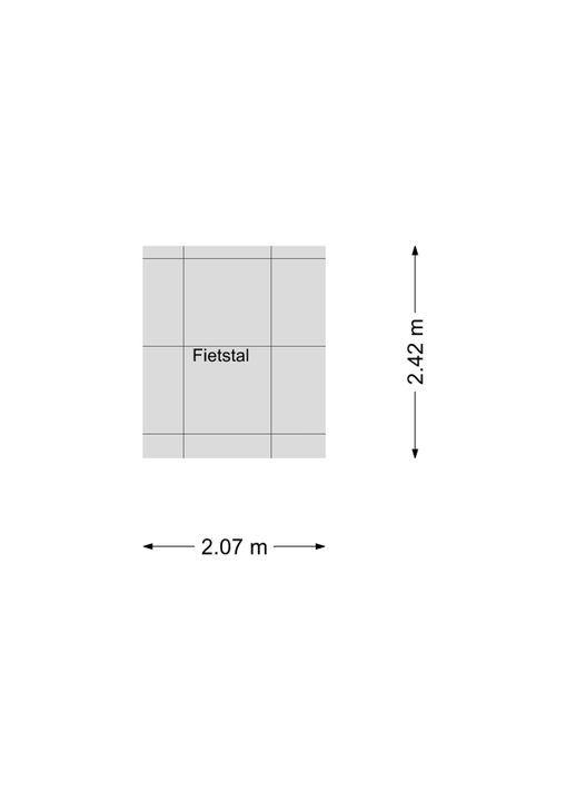 Parkweg 171, Voorburg floorplan-4