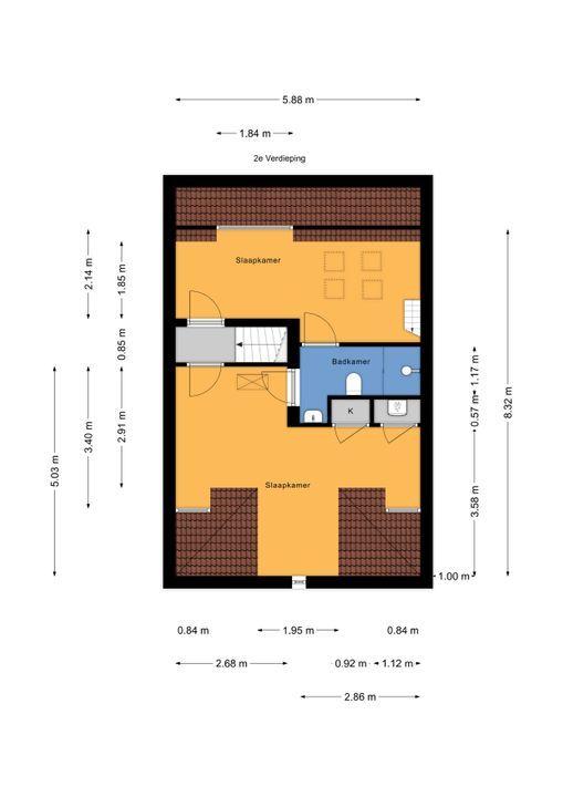 Parkweg 171, Voorburg floorplan-2
