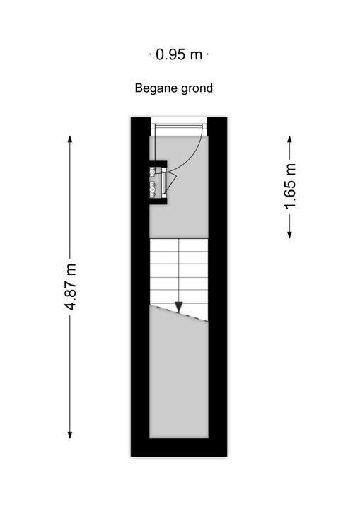 Rembrandtlaan 32, Voorburg floorplan-0