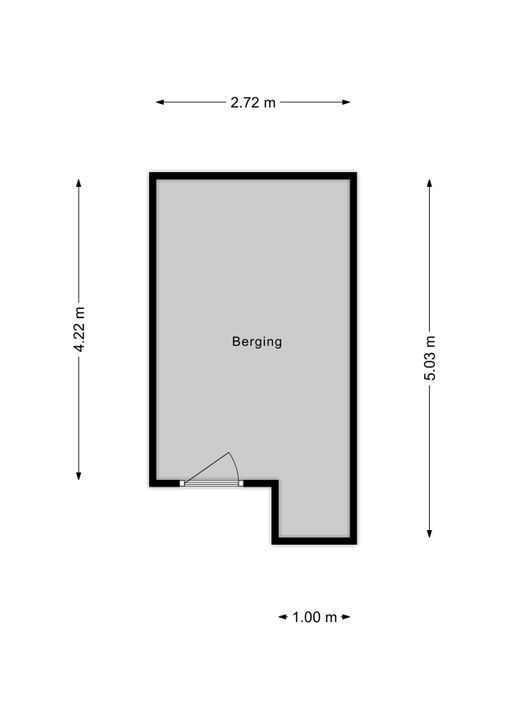 Keltenlaan 1, Voorburg floorplan-1