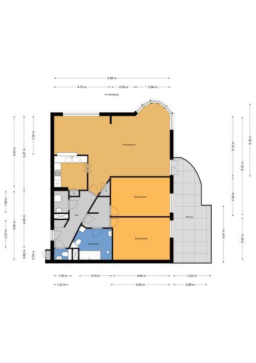 Noteboompark 83, Voorburg floorplan-0