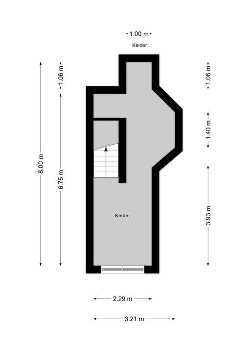 Koningin Wilhelminalaan 524, Voorburg floorplan-3