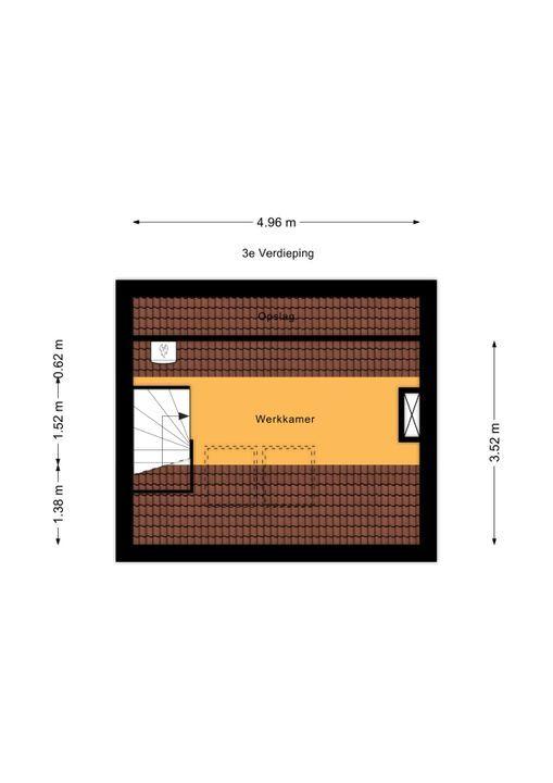 Jacob Catsstraat 76, Voorburg floorplan-3
