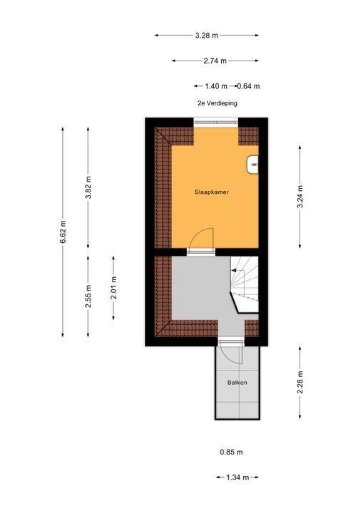 Spreeuwenlaan 20, Den Haag floorplan-2