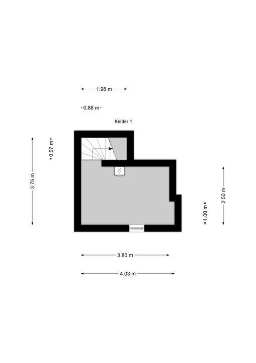 Spreeuwenlaan 20, Den Haag floorplan-3