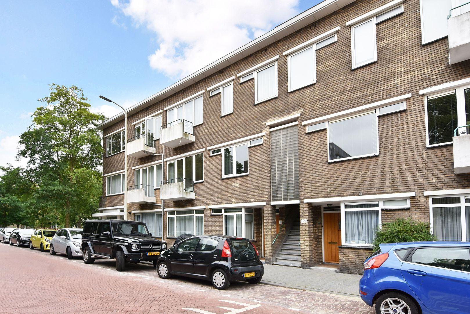 Van Heutszstraat 9 A, Den Haag foto-0