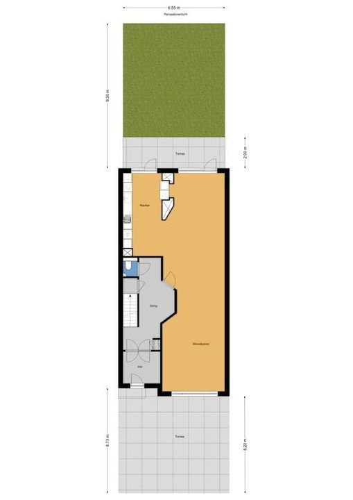 Koningin Wilhelminalaan 524, Voorburg floorplan-4