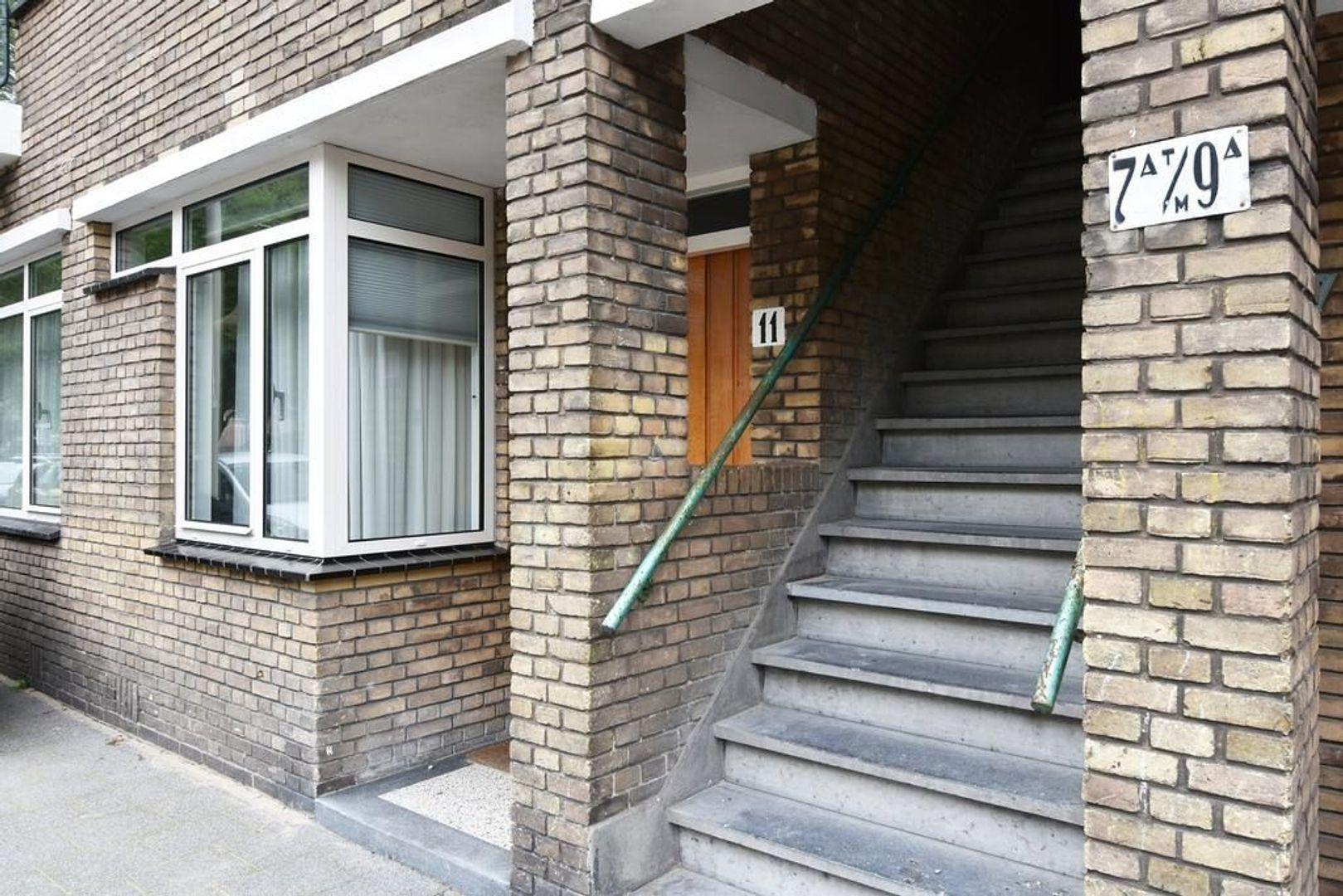 Van Heutszstraat 9 A, Den Haag foto-1