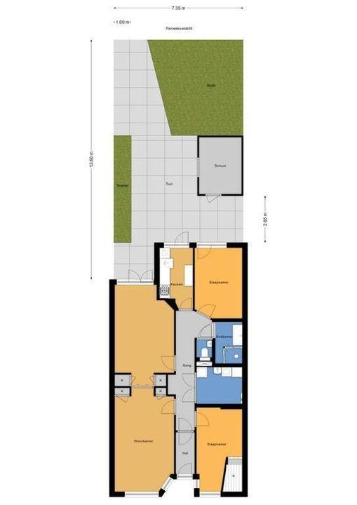 De Moucheronstraat 86, Den Haag floorplan-2