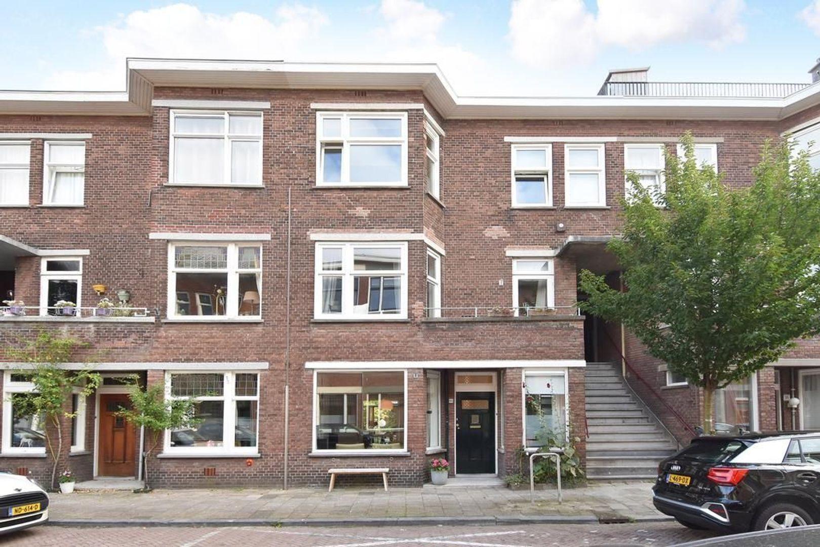 De Moucheronstraat 86, Den Haag foto-0