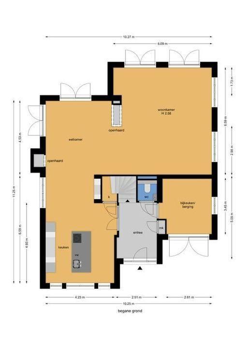 Dokter Bakkerenlaan 6, Nootdorp floorplan-0