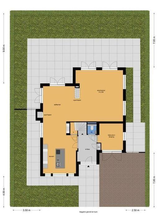 Dokter Bakkerenlaan 6, Nootdorp floorplan-3