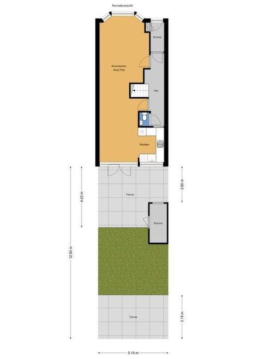 Agrippinastraat 28, Voorburg floorplan-4