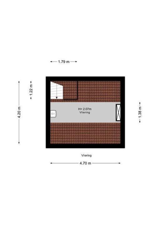Agrippinastraat 28, Voorburg floorplan-3
