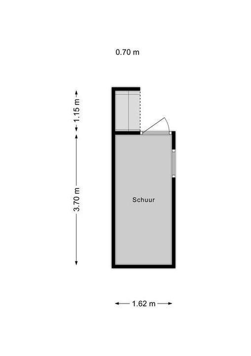 Laan van Sevenstar 18, Voorburg floorplan-3