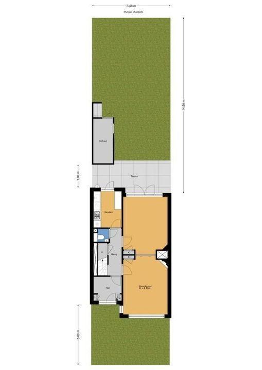 Laan van Sevenstar 18, Voorburg floorplan-4