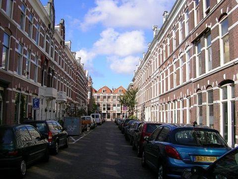 Van Bylandtstraat 138 A Den Haag