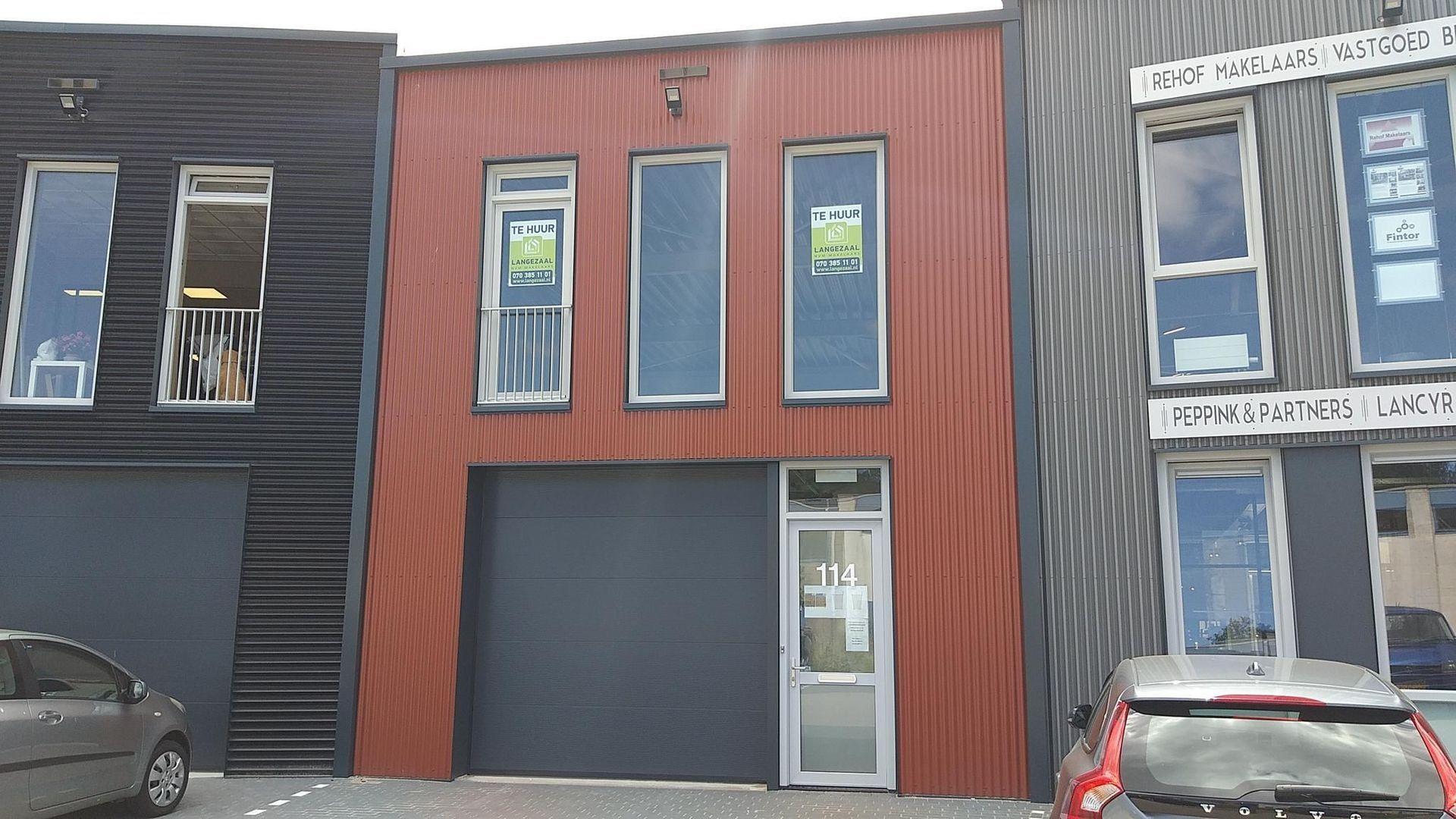 Nijverheidsstraat 114, Rijswijk foto-0