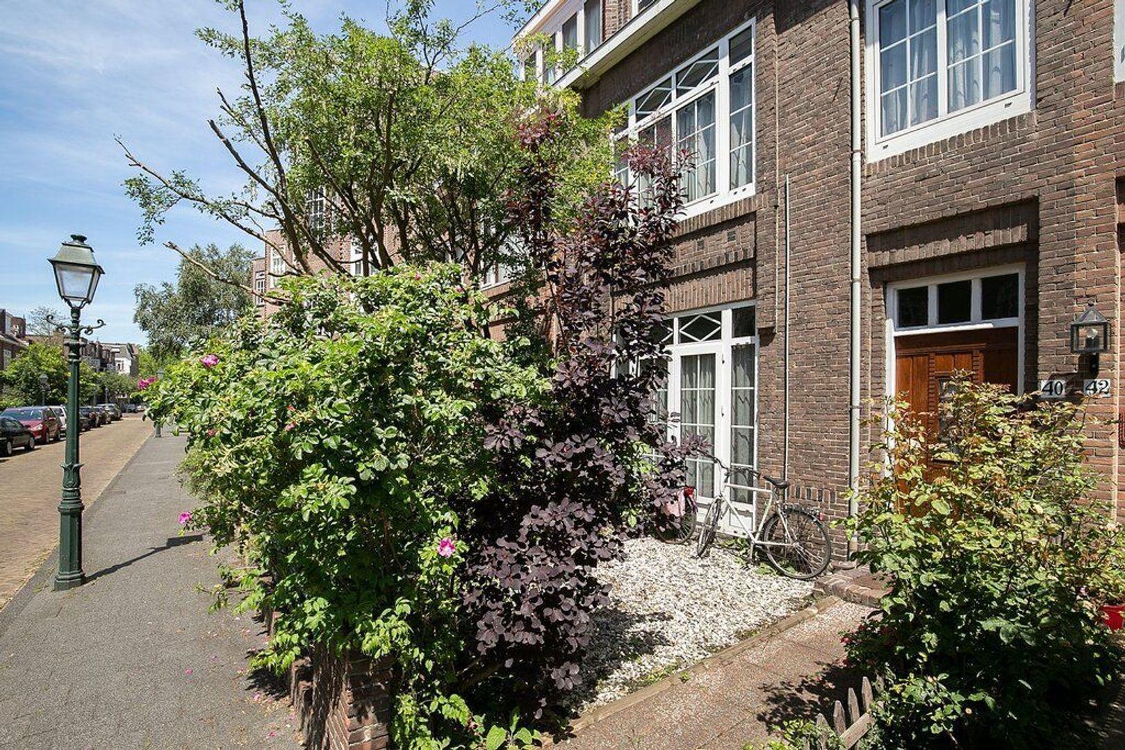 Van Imhoffstraat 40 -40A, Den Haag foto-1