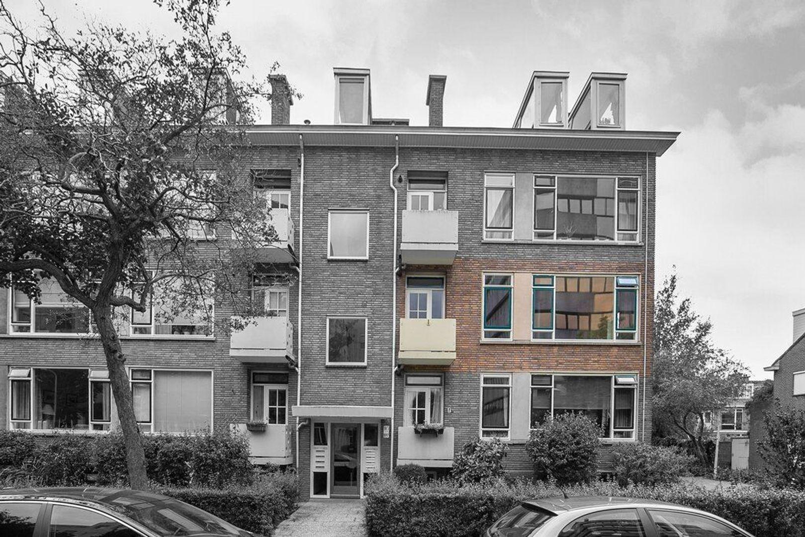 De Carpentierstraat 105, Den Haag foto-1