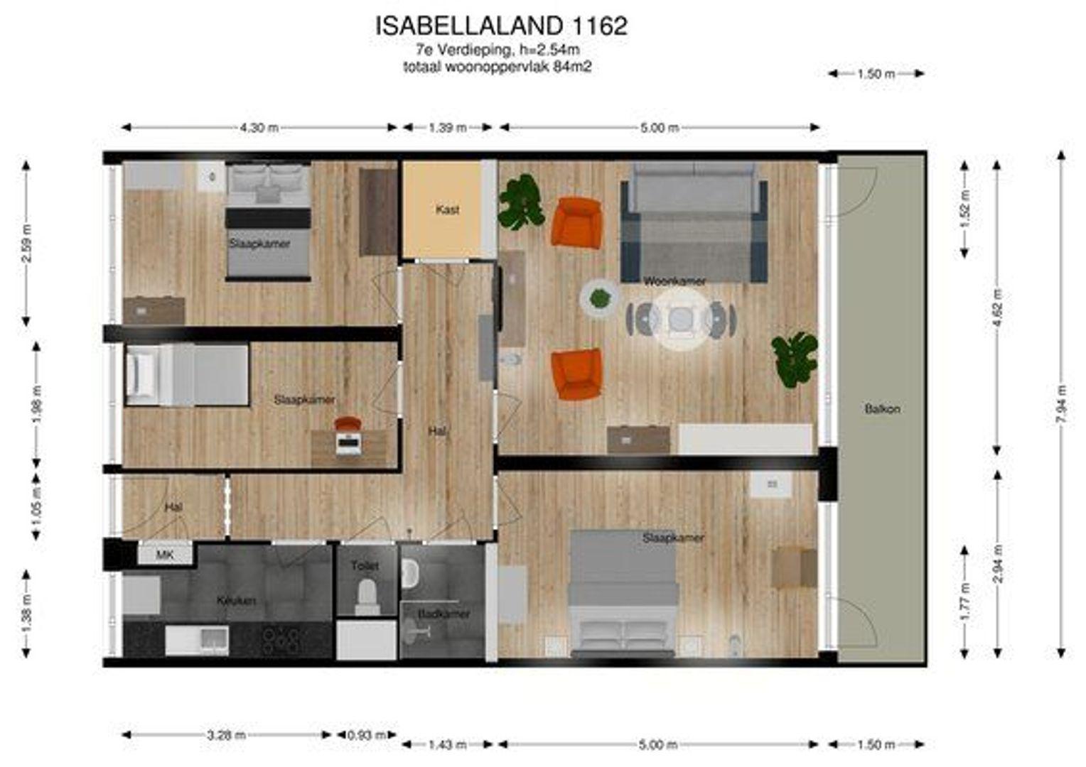Isabellaland 1162, Den Haag foto-25