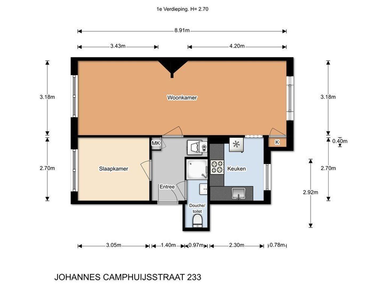Johannes Camphuijsstraat 233, Den Haag foto-17