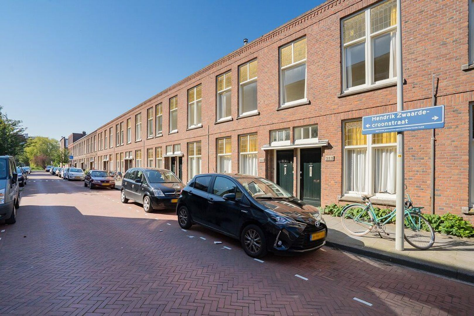 Hendrik Zwaardecroonstraat 213, Den Haag foto-20