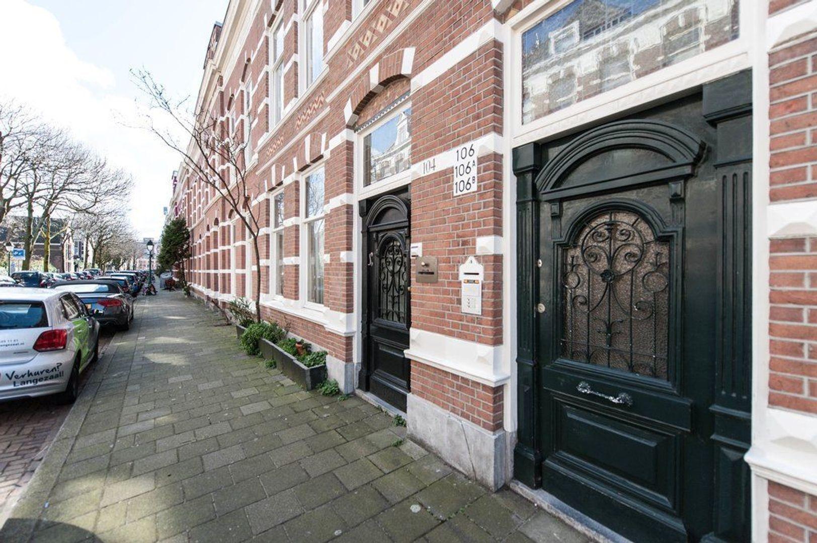 Van Merlenstraat 106 B, Den Haag foto-1