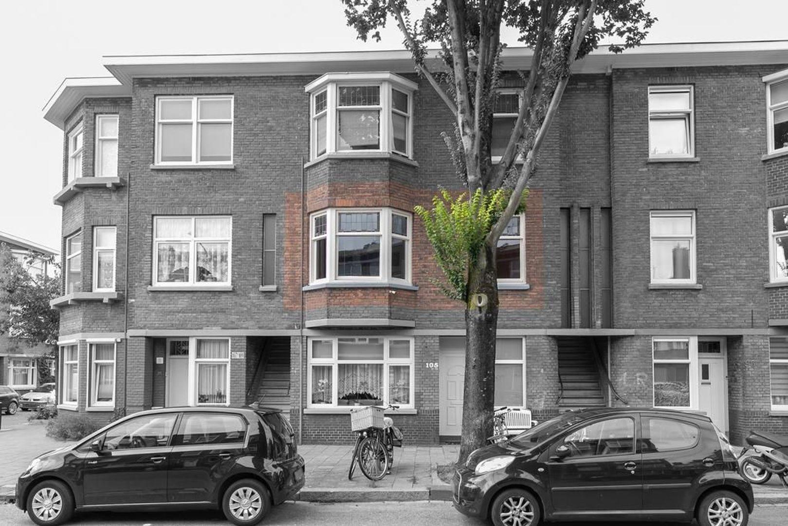 Jan van Beersstraat 103, Den Haag foto-1