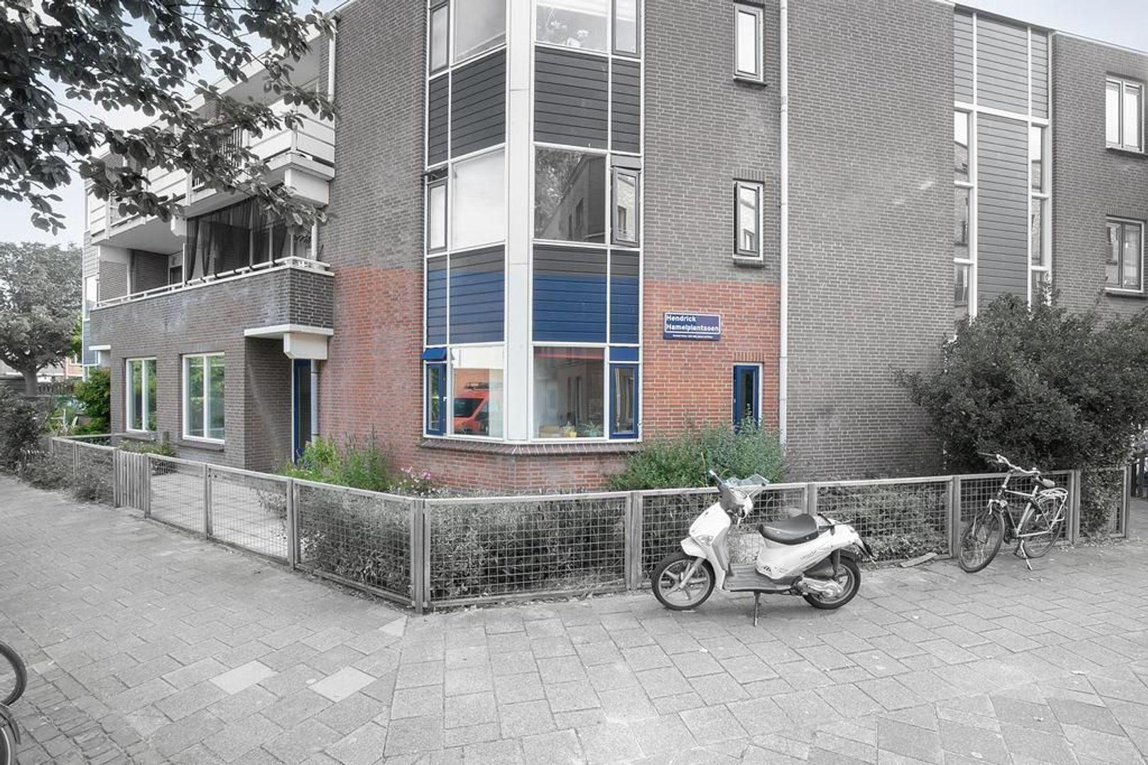 Hendrick Hamelplantsoen 23, Den Haag foto-24